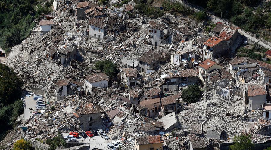 ItalianQuake